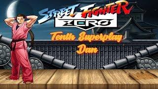 Street Fighter Zero - Dan【TAS】