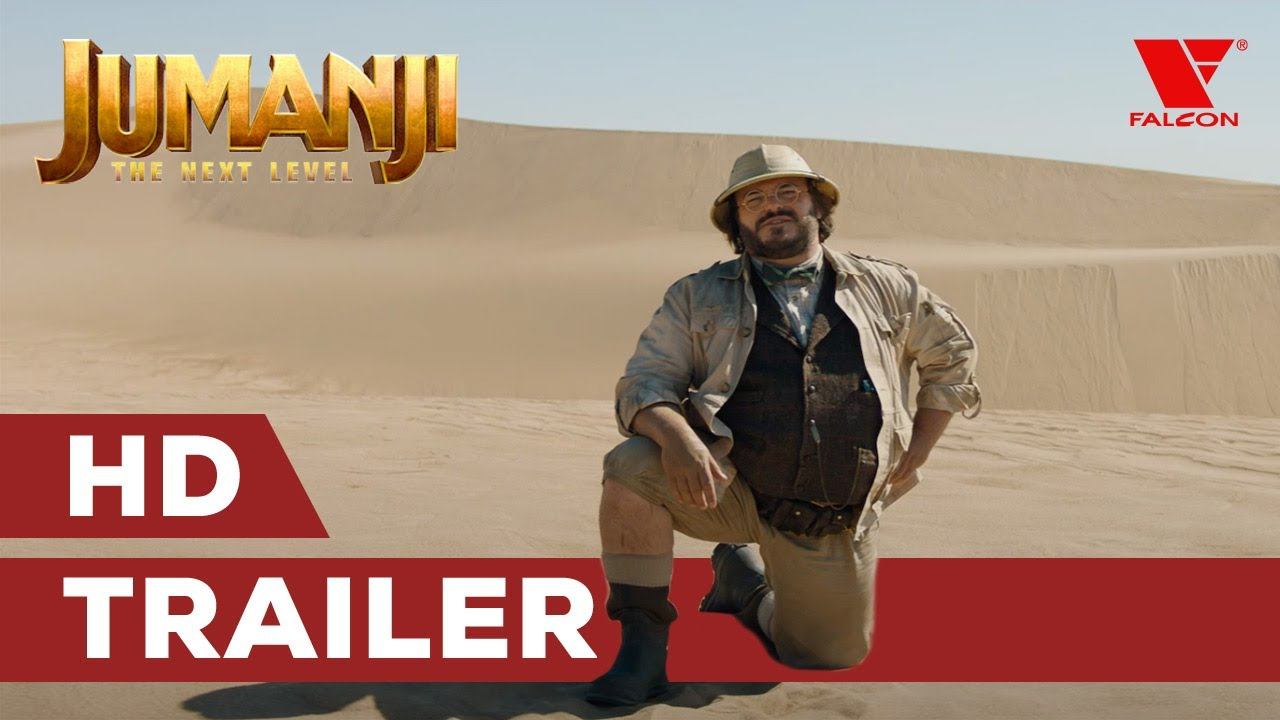 Jumanji: Další level (2019) HD oficiální trailer #2 | CZ dabing