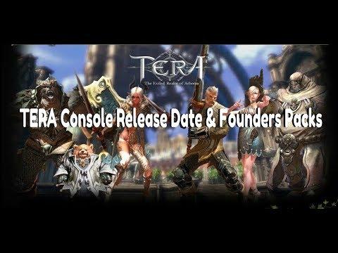 Tera online release date in Perth