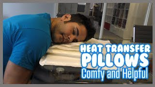 How To Use Heat Transfer Pillows