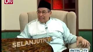 Quraish Shihab 12 Juli 2014 : Tidak Benar Nabi Muhammad SAW Mendapat Jaminan Surga