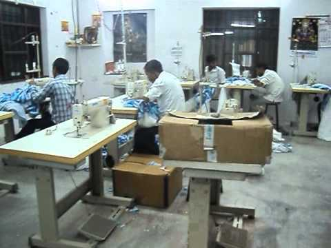 STITCHING :-- GARMENT STITCHING AT KARNI EXPORTS,( EUROPEAN fashion wear)