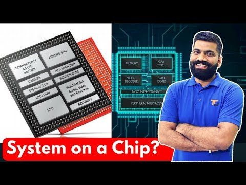 System on a Chip Explained - What is SoC? Smartphone SoC?