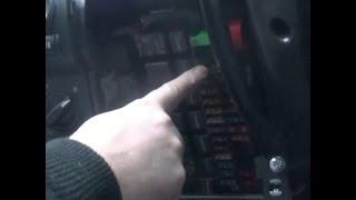 видео Почему не выключается ближний свет фар на Лада Гранта