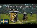 """Sport Hornets #3 """"Dark Elves"""" Champion Ladder 3"""