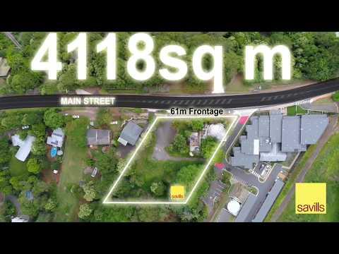 Sunshine Coast Hinterland Development Site