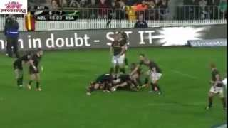 Must Watch-Incredible try by Richie McCaw -