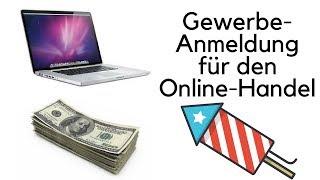Gewerbeanmeldung für Online-Shop und Online-Handel mit Amazon #2 erfolgreich mit fba