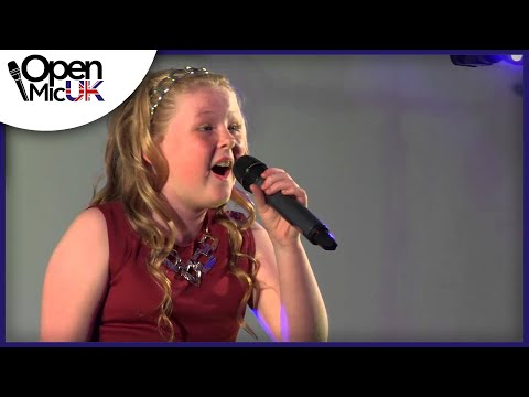 LITTLE MIX - CANNONBALL Performed by HOLLIE ROBINSON at Glasgow Open Mic UK Singing Competition