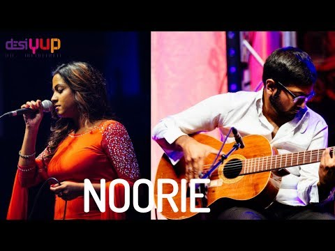 Noorie (cover) - Sangeeta Bhageloe (vocals) & Suroj Sureshbabu (guitar)