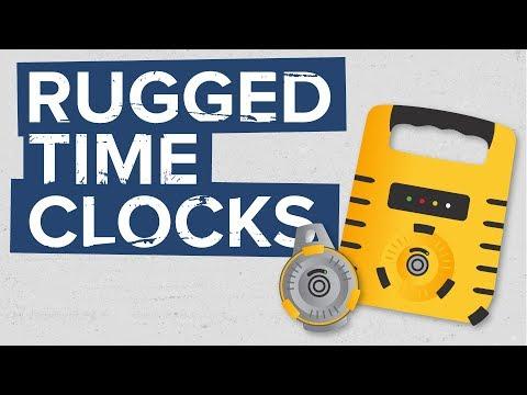 Rugged Time Clocks