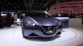 Nissan Friend-Me Concept 2013 Videos