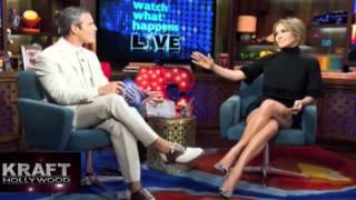 Jennifer Lopez Visits 'Watch What Happens Live': Talks Younger Men and Exes