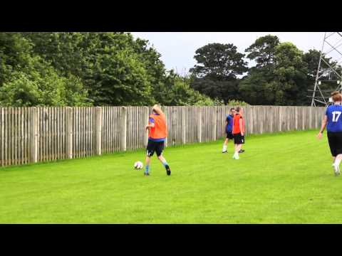 Brighouse Town Ladies Football Club Open Training Session 20062014