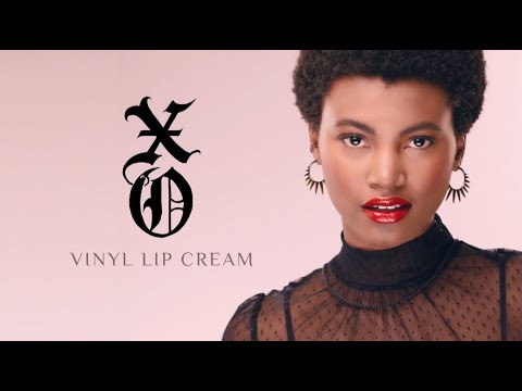 XO VINYL LIP CREAM: Xtreme Shine ❤ Bold Color | KVD Vegan Beauty
