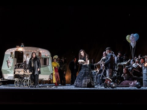 Verdi's 'Anvil Chorus' from Il trovatore (The Royal Opera)