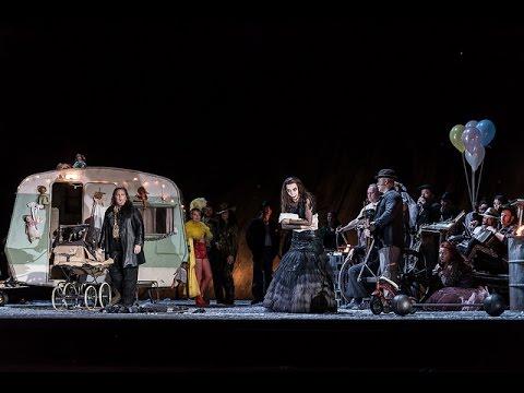 Verdi's 'Anvil Chorus' from Il trovatore (The Royal Opera)