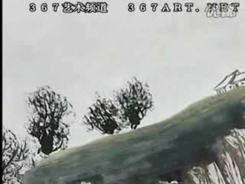 Zeng Gang 曾刚山水画 DVD Course of Chinese Landscape Painting (Disk 1-11)