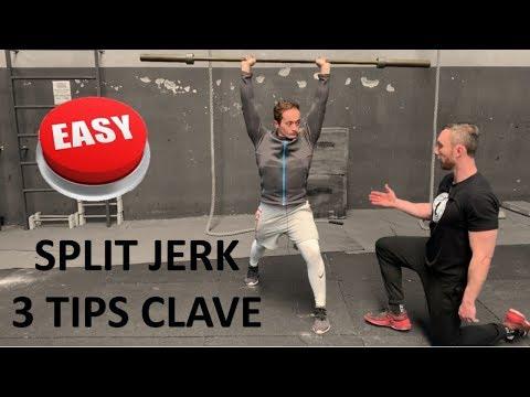 SPLIT JERK TIPS