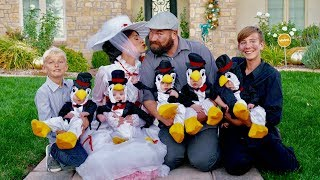 Quintuplets' First Halloween - A Very Jolly Holiday