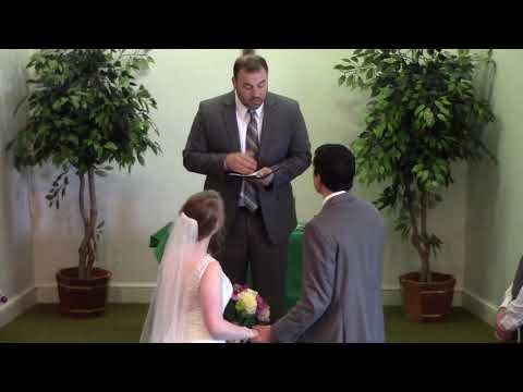 Lowell Smith and Sarah Wilbers Wedding