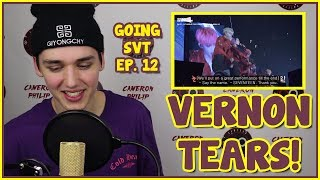 GOING SEVENTEEN EP. 12 REACTION [DON'T CRY] [ENG SUBS]