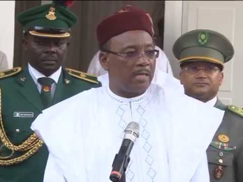 President of Niger says Nigeria is The Nerve Centre of The African Sub-region