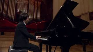 Seong-Jin Cho – Prelude in A minor Op. 28 No. 2 (third stage)