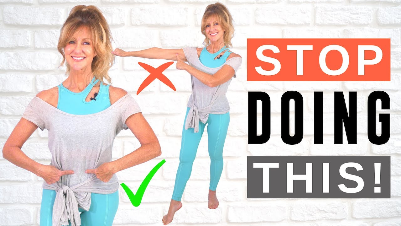 These Indoor Workout Mistakes Will Slow Your Results | How To Fix!