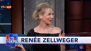 Renée Zellweger Waited Four Hours In The Cold To Meet Jimmy Carter