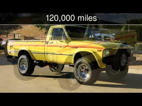 1981 toyota pickup 4x4