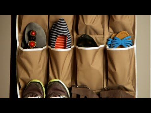 How To Organize Your Shoes, Closet Organization Tips, Fab How To