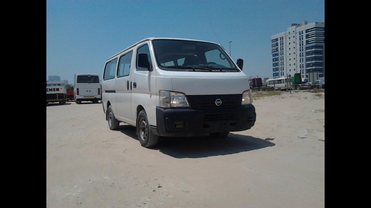 Nissan Urvan Bussel