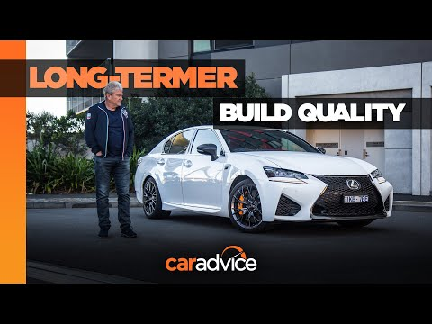 2019 Lexus GS F long-term review: Build quality