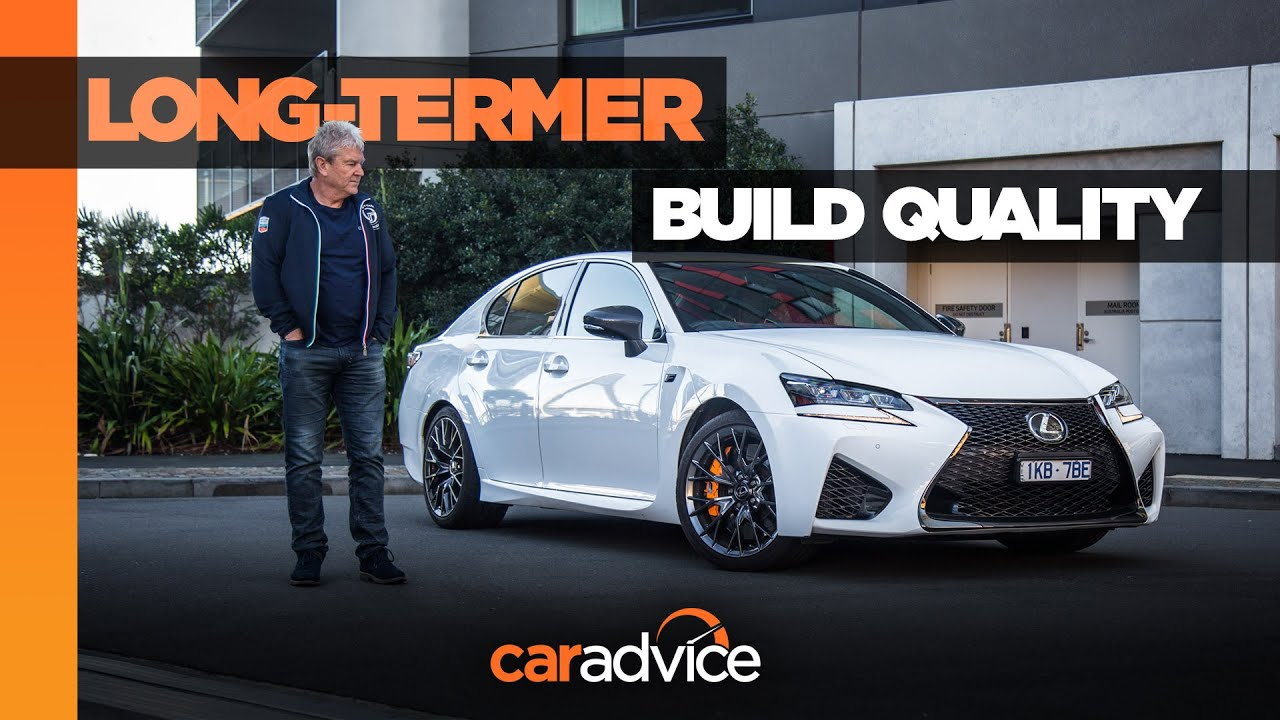 Build A Lexus >> 2019 Lexus Gs F Long Term Review Build Quality Caradvice