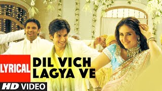 """Dil Vich Lagya Ve"" Lyrical Video Song 
