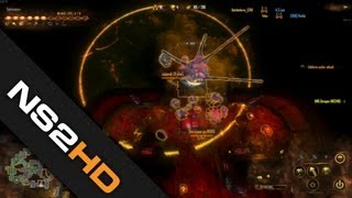 NS2HD[685] - Epic Alien Game as Commander