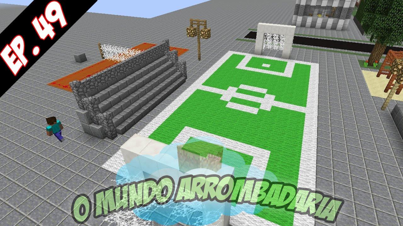 Escola no Minecraft. servidor - YouTube