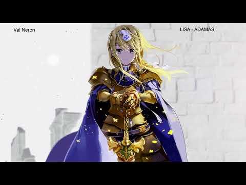 Sword Art Online: Alicization OP 1 (LISA - ADAMAS) SUB INDO FULL