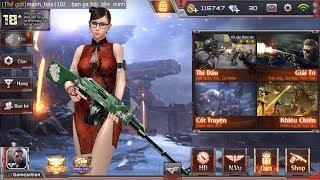 Crossfire Legends - Dùng súng cùi săn Zombie cùng Shounen Action