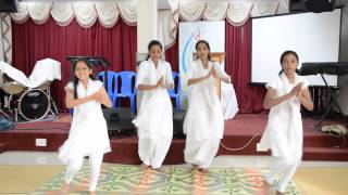 Pray For India dance by TTAGC