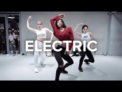 Electric - Alina Baraz / May J Lee Choreography