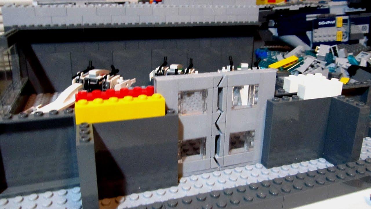 & Lego Update #66 Hidden Door Design! - YouTube