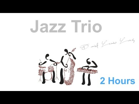 Jazz Trio: 'Parisian Summer' FULL ALBUM Jazz Trio (2 HOURS)