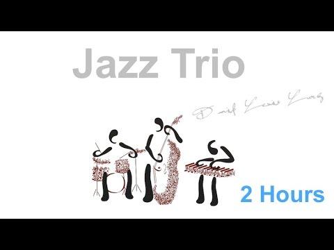 Jazz Trio: 'Parisian Summer' FULL ALBUM Jazz Trio (2 HOURS)