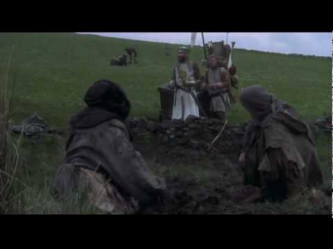 Right of Self Determination - Monty Python Holy Grail : Autonomous Collective