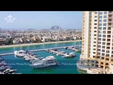 Marina Residences - Exclusive Waterfront Apartment for sale on Palm Jumeirah – Dubai