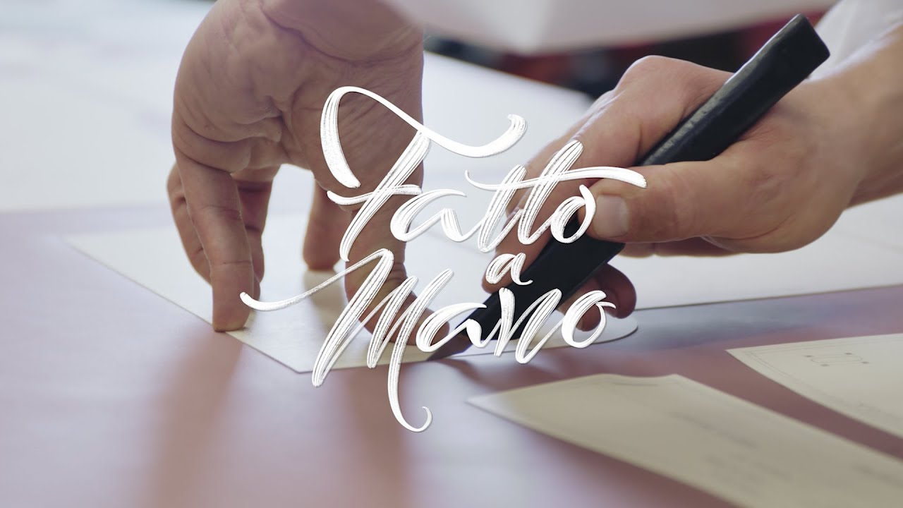 Fatto A Mano - The making of the Sicily 58 bag
