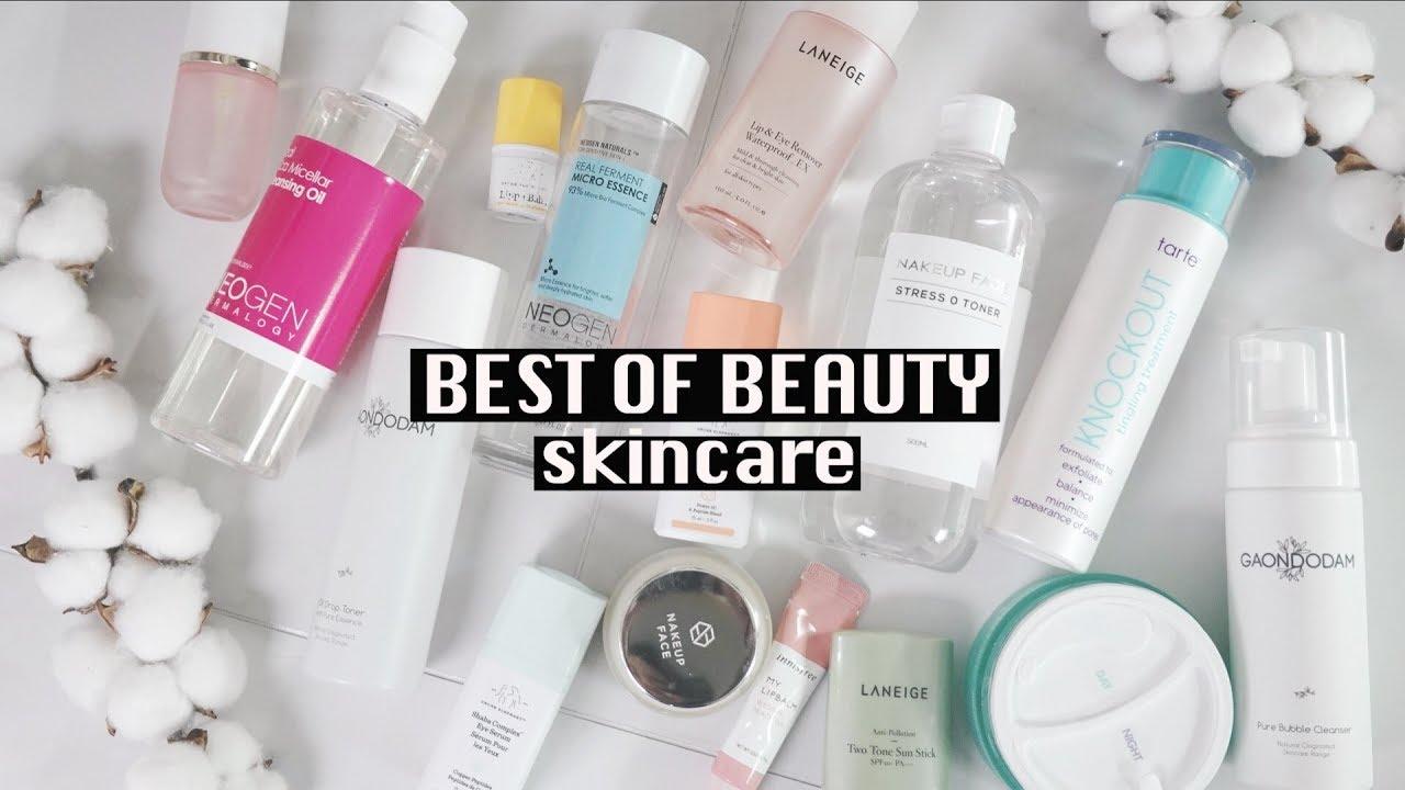 BEST OF BEAUTY 2018: Korean Skincare Routine ft  Edward Avila