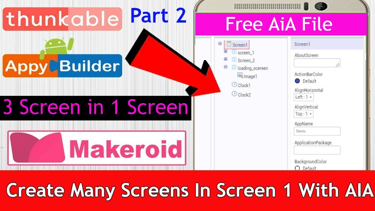 How to use AppyBuilder New Sidebar Menu | AppyBuilder